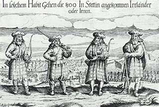 Stetten 1630. The men of MacKay's Regiment in the service of King Gustavus Adolphus of Sweden